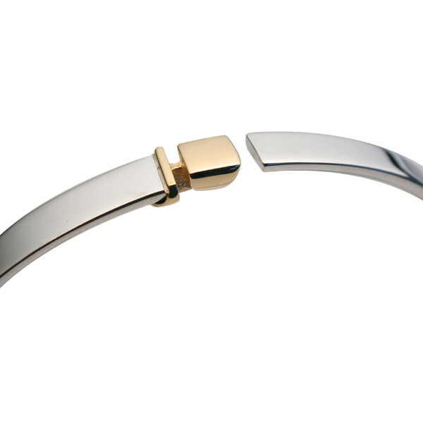 Belt bangle side view