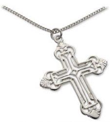 coptic cross pendant