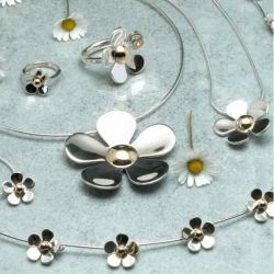 Monster daisy pendant in collection
