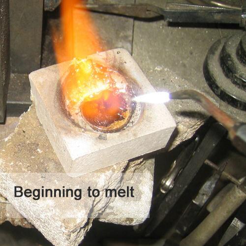 Sovereign melting