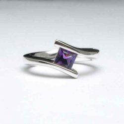 Princess swerve ring flat